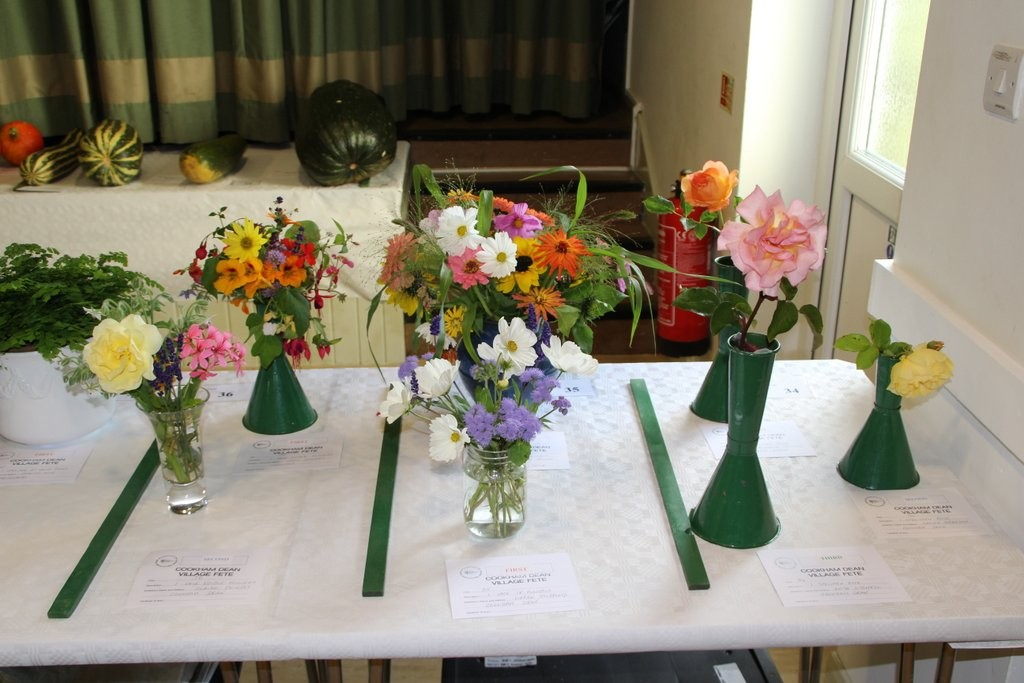 Flower displays